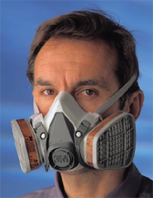 Basis-VCA P3 filter als adembescherming